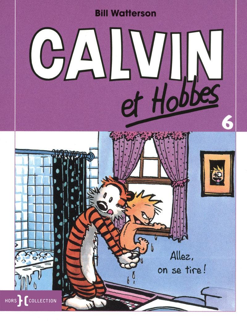Calvin et Hobbes - T6 petit format