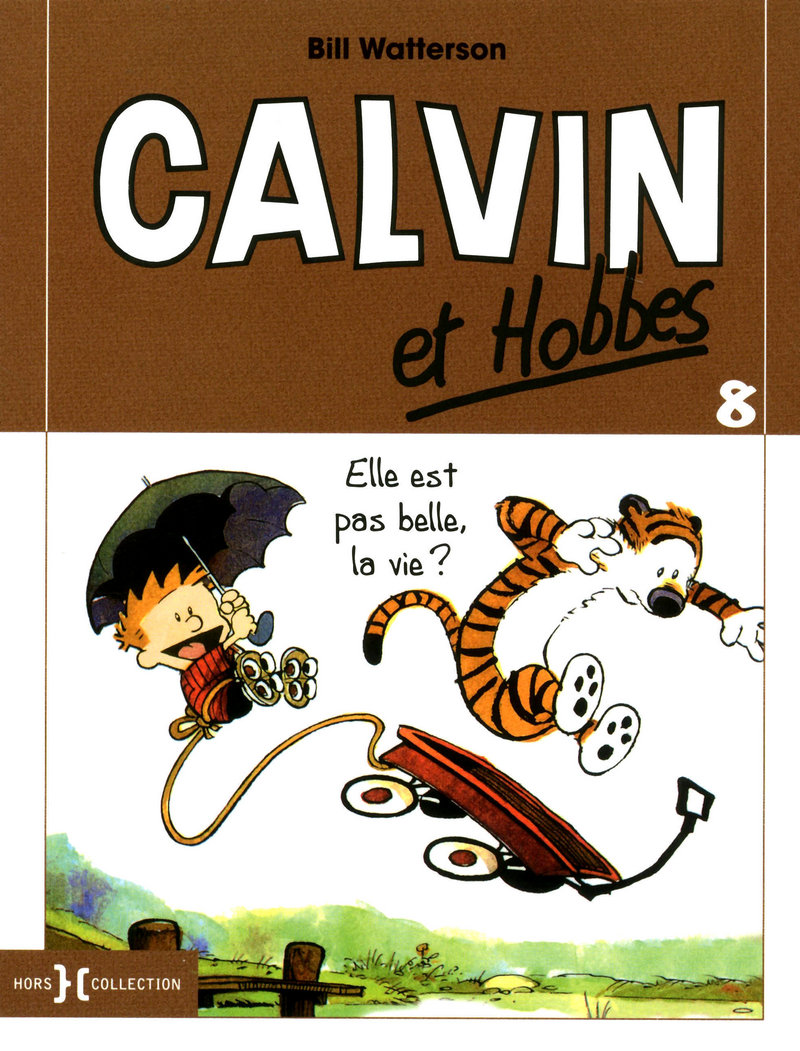 Calvin et Hobbes - T8 petit format