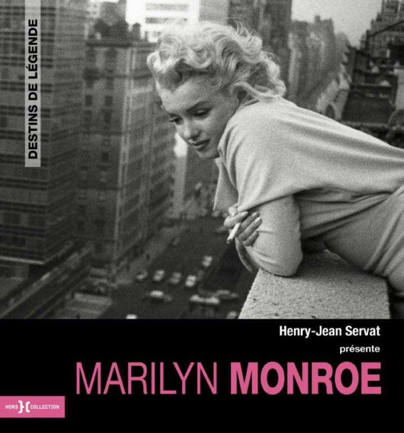 The Destinies of Legends - Marilyn Monroe