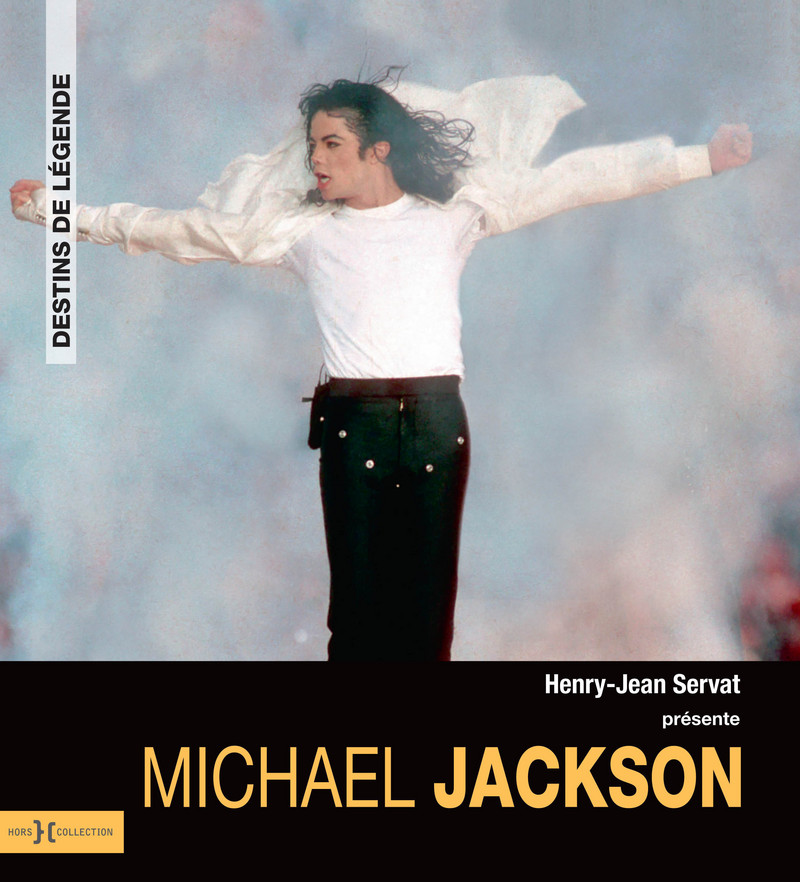 The Destinies of Legends - Michael Jackson