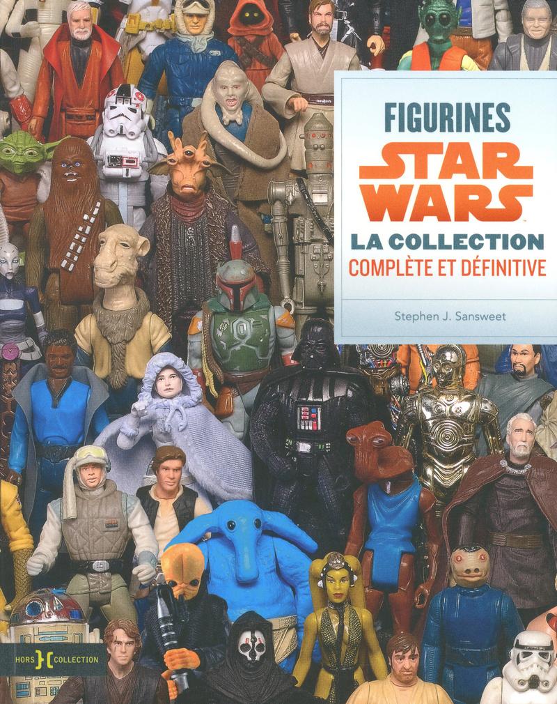 Star Wars, l'encyclopédie ultime des figurines
