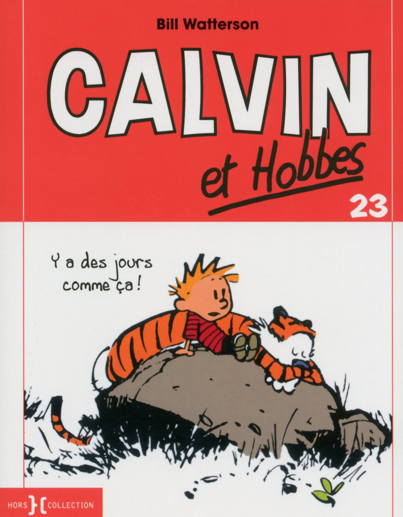 Calvin et Hobbes - T23 petit format