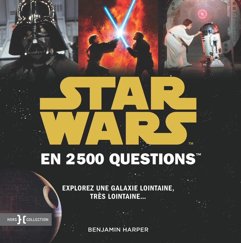 Star Wars en 2500 questions