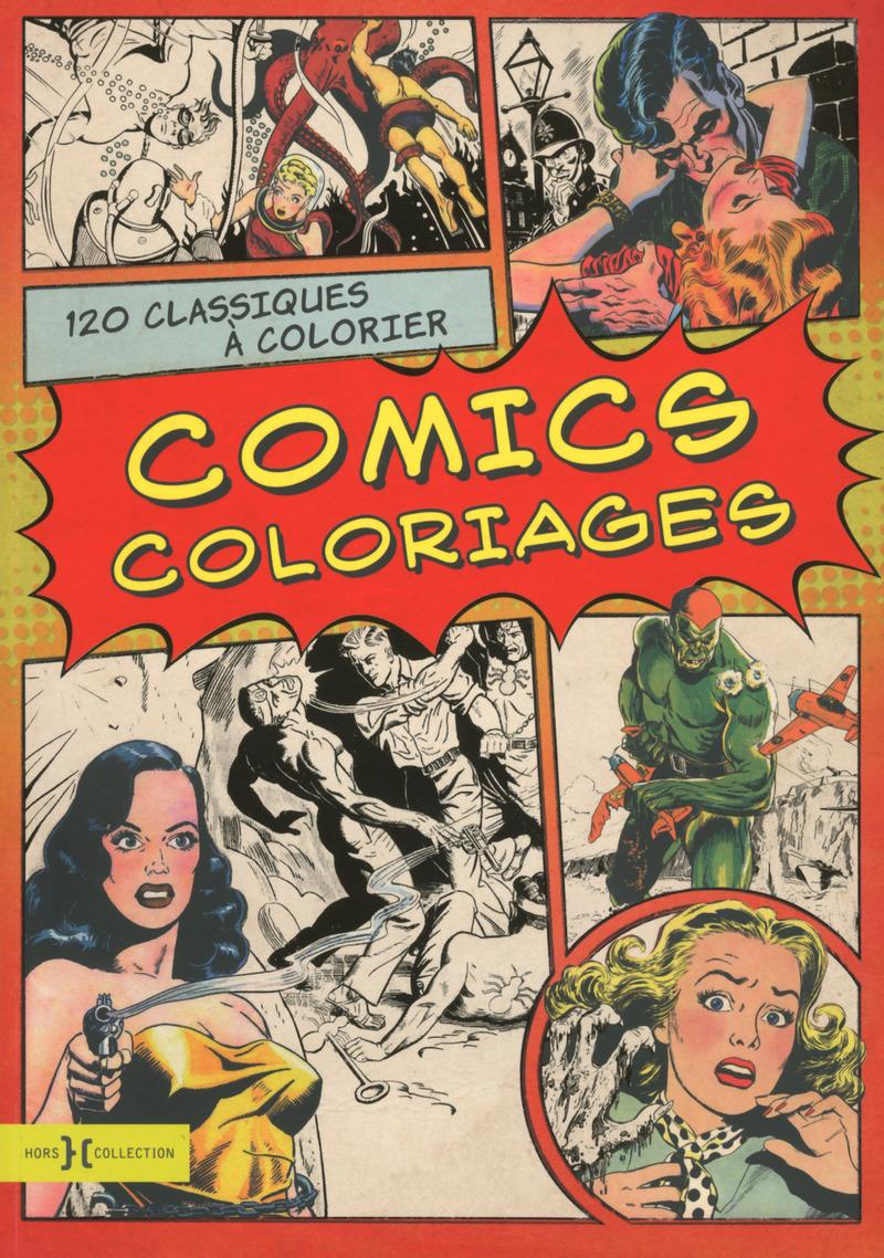 Comics coloriages