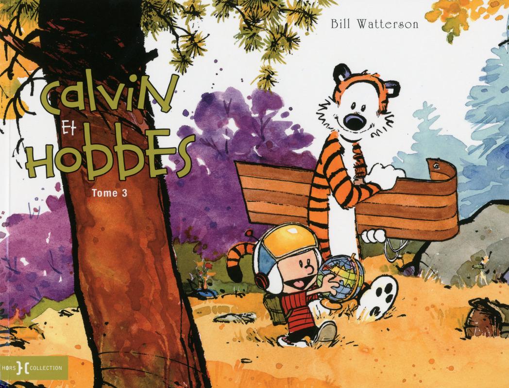 Calvin et Hobbes Édition originale 3
