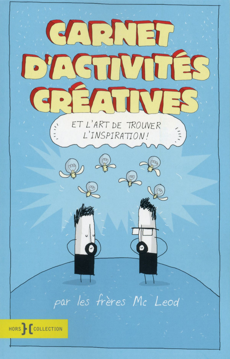 Carnet d'activités créatives