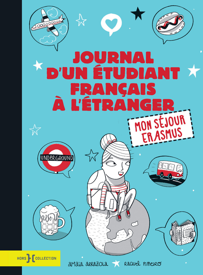 Journal d'un étudiant à l'étranger