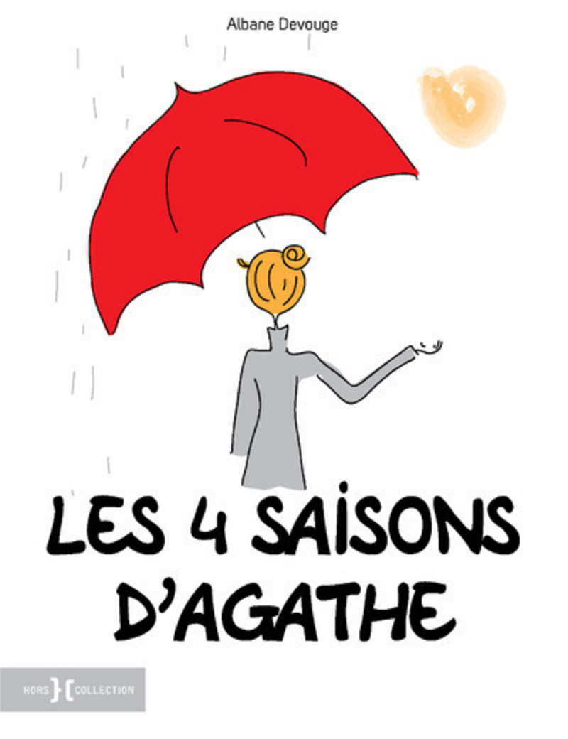 Les quatre saisons d'Agathe