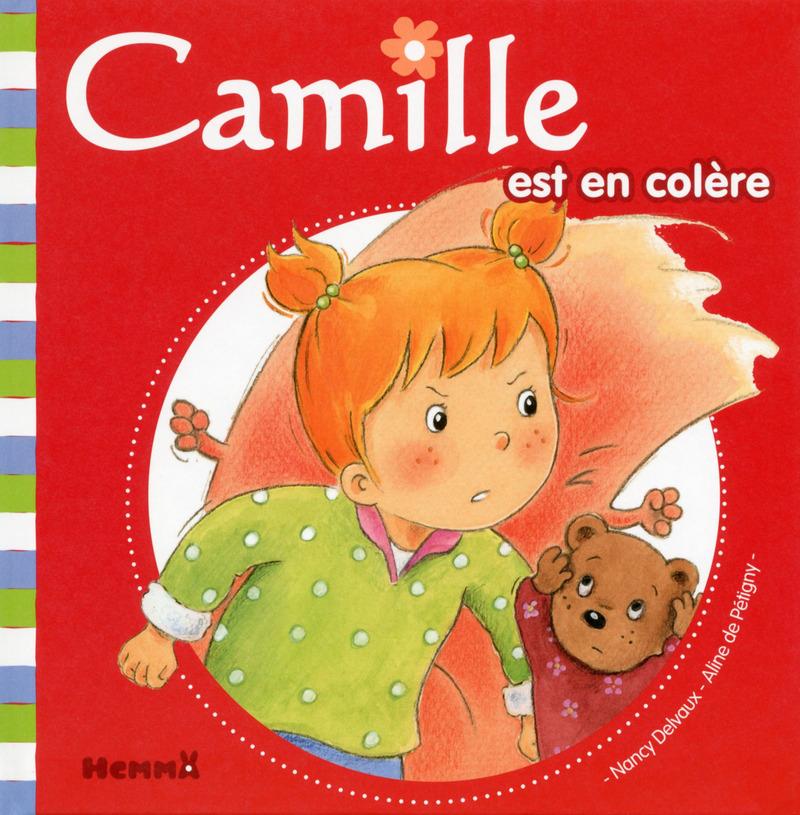 Camille en colère T39