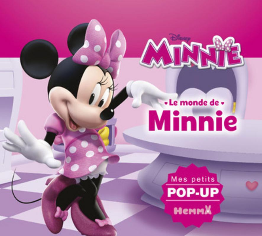 Disney Minnie Junior - Le monde de Minnie - Mes petits pop-up