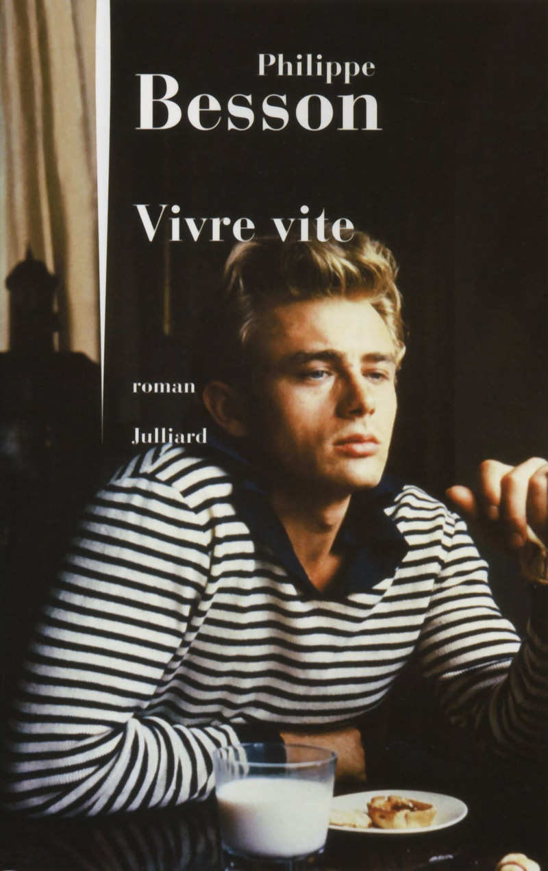 Vivre vite,Besson,James Dean