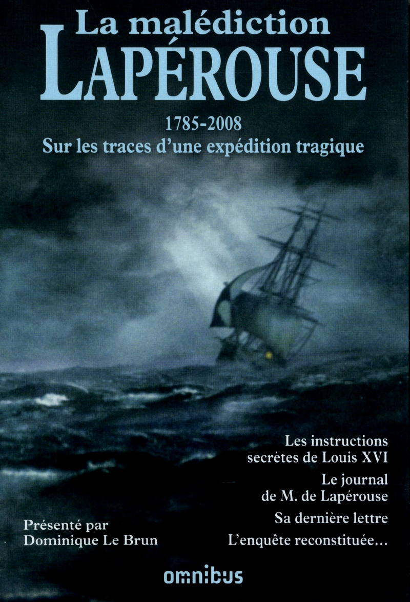 The Lapérouse Curse : an expedition lost at sea