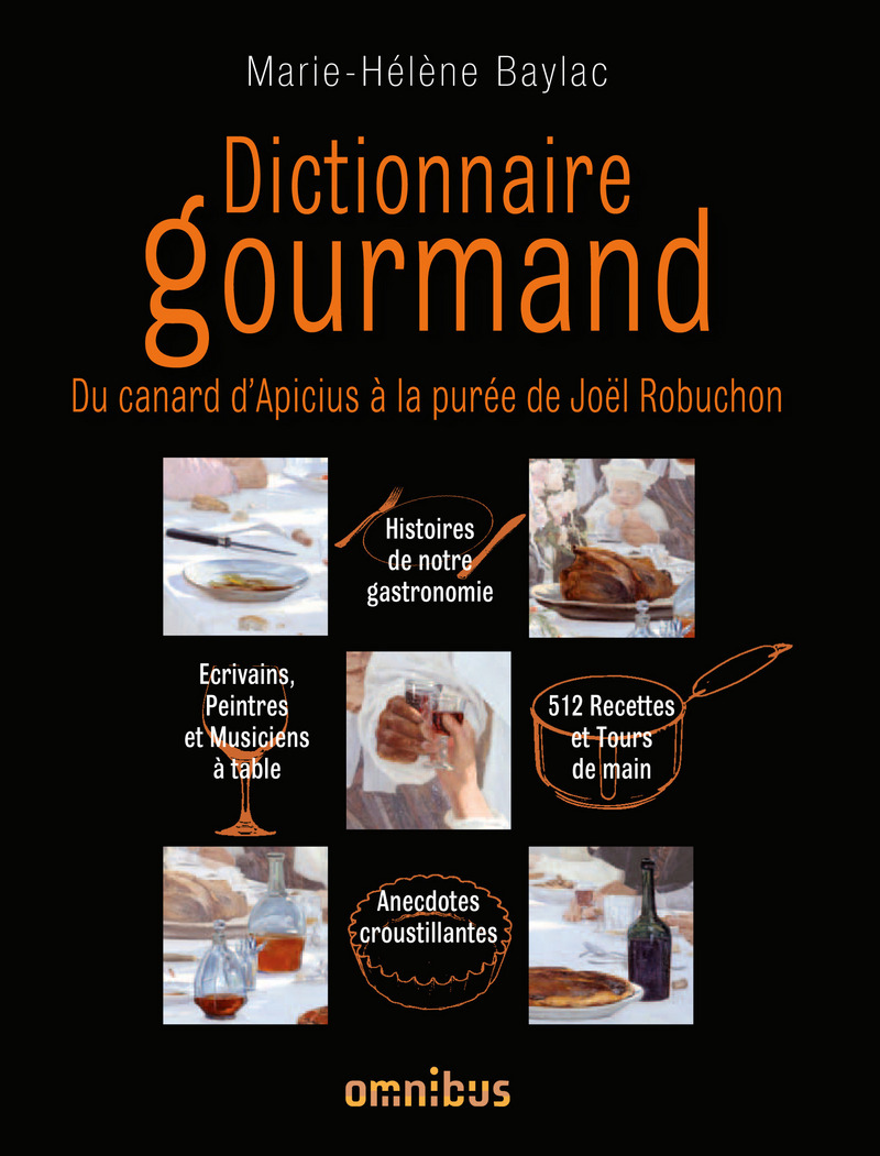 A French Food Lover's Dictionary