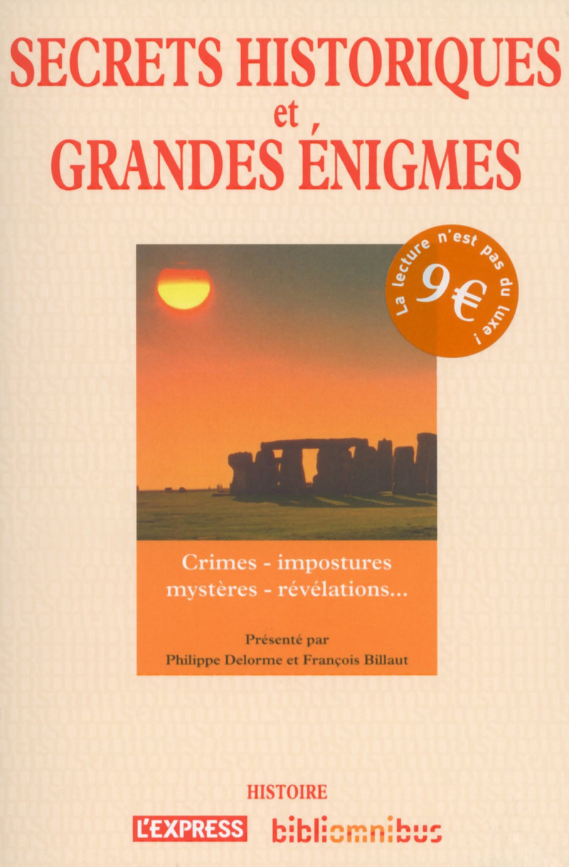 SECRETS IN HISTORY & GREAT ENIGMAS