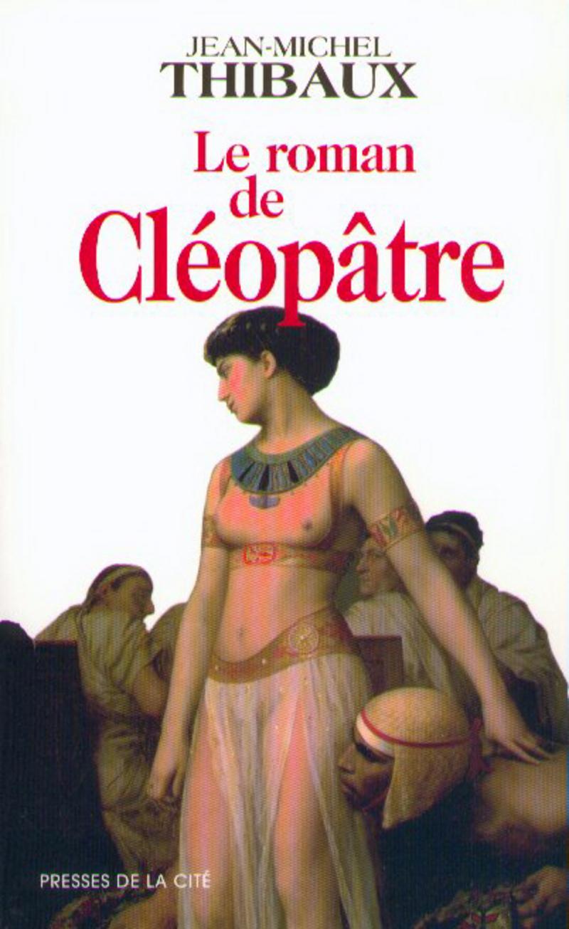 Couverture de l'ouvrage Le roman de Cléopâtre