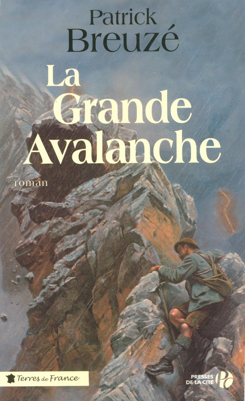 Couverture de l'ouvrage La grande avalanche