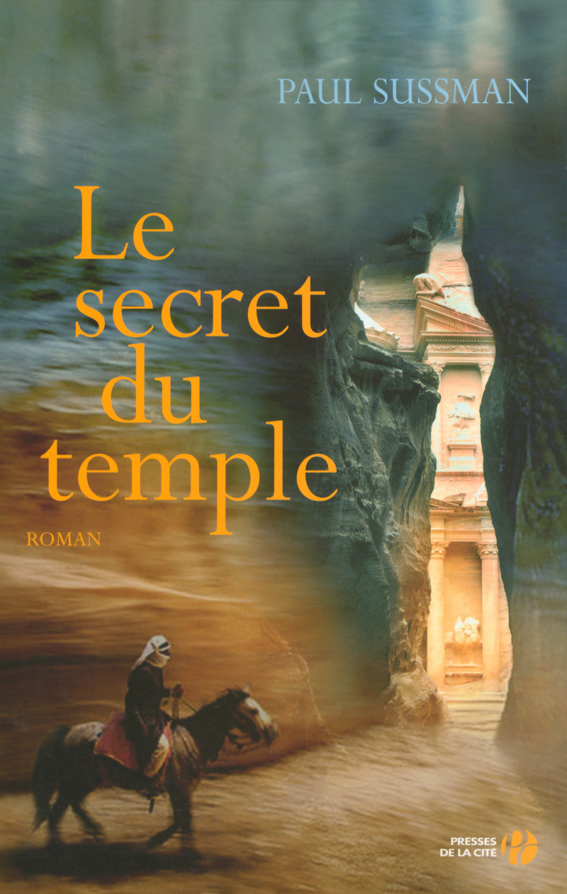 Couverture de l'ouvrage Le Secret du Temple