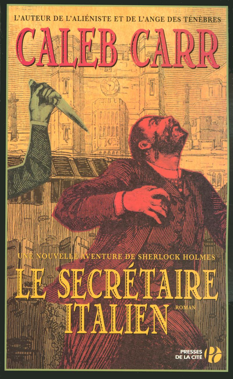 Couverture de l'ouvrage Le Secrétaire Italien