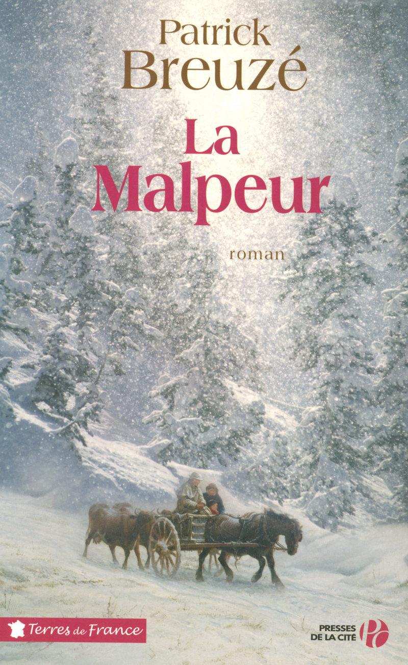 Couverture de l'ouvrage La Malpeur
