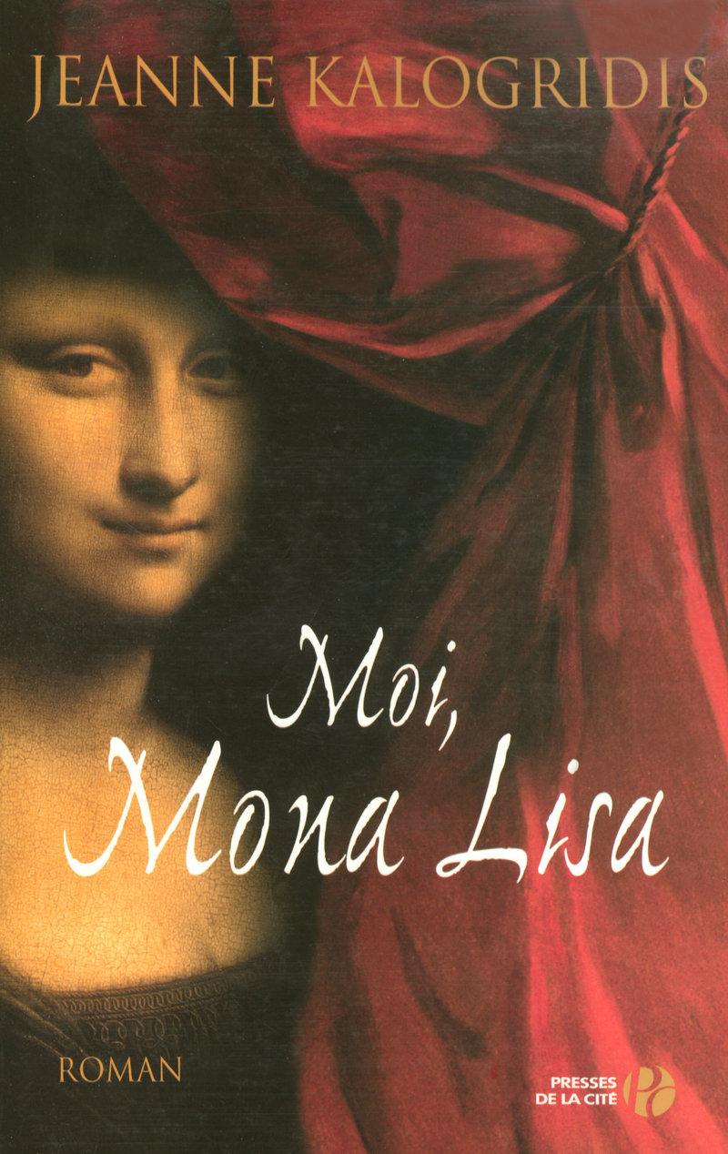 Couverture de l'ouvrage Moi, Mona Lisa