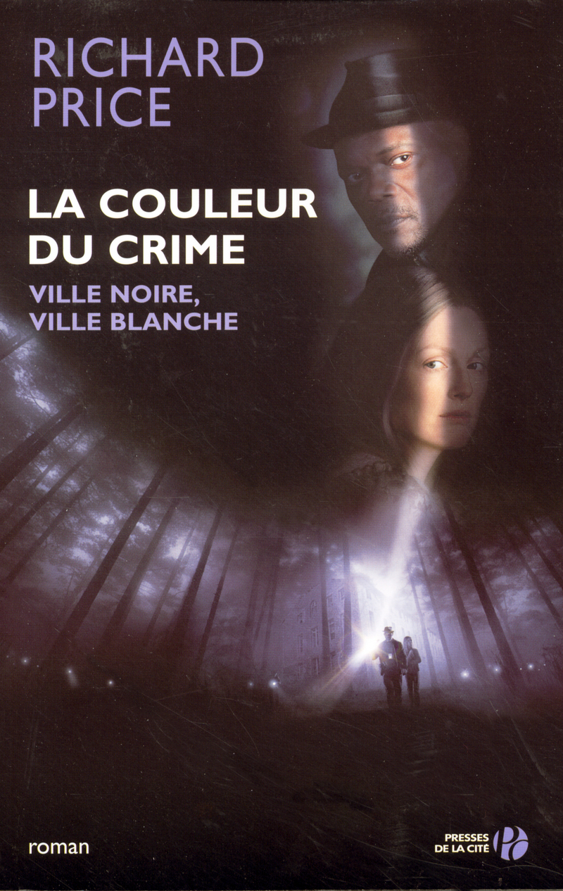 Couverture de l'ouvrage La couleur du crime