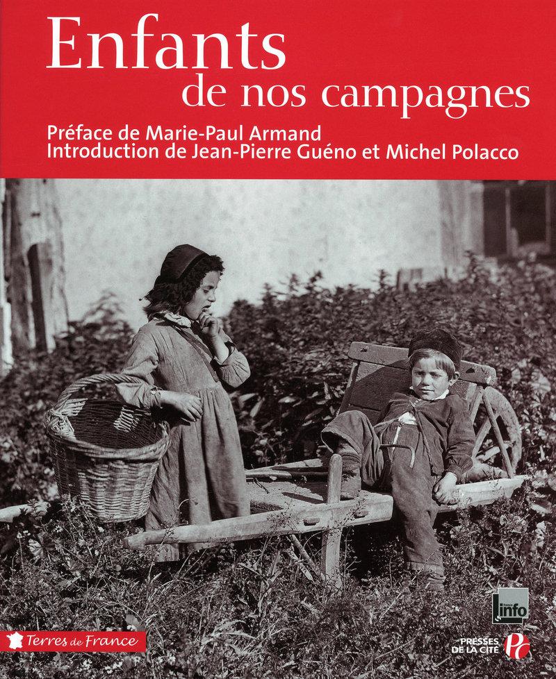 Couverture de l'ouvrage Enfants de nos campagnes