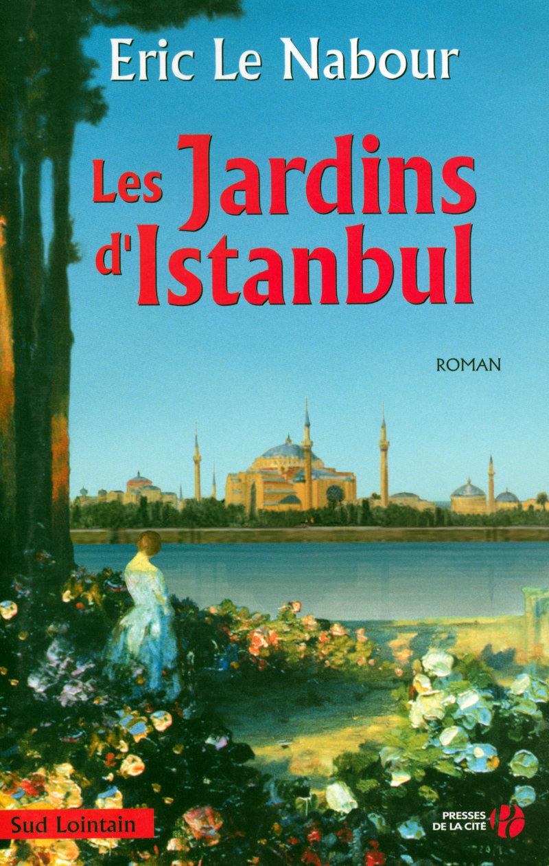 Couverture de l'ouvrage Les Jardins d'Istanbul