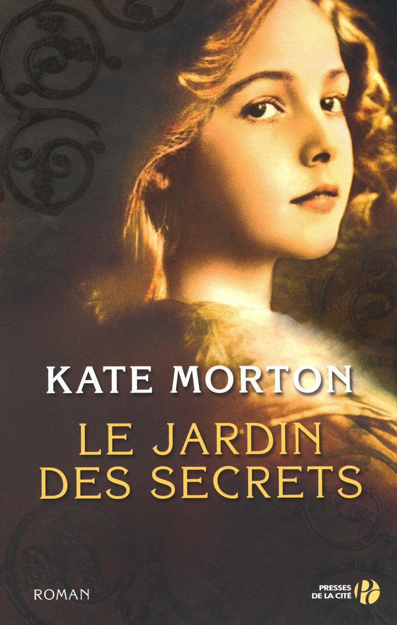Couverture du livre Le jardin des Secrets