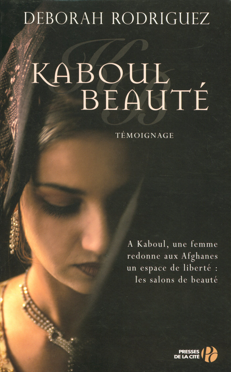 Couverture de l'ouvrage Kaboul Beauté