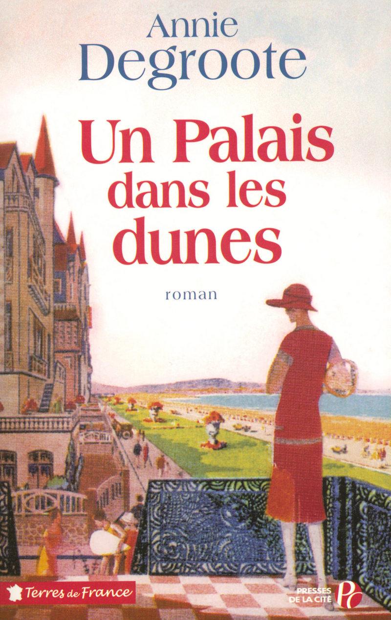 Couverture du livre Un palais dans les dunes