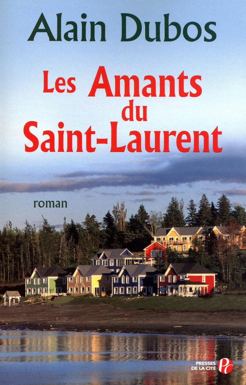 Couverture de l'ouvrage Les Amants du Saint-Laurent