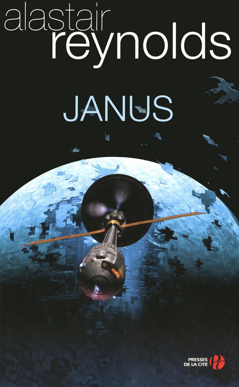 Couverture de l'ouvrage Janus