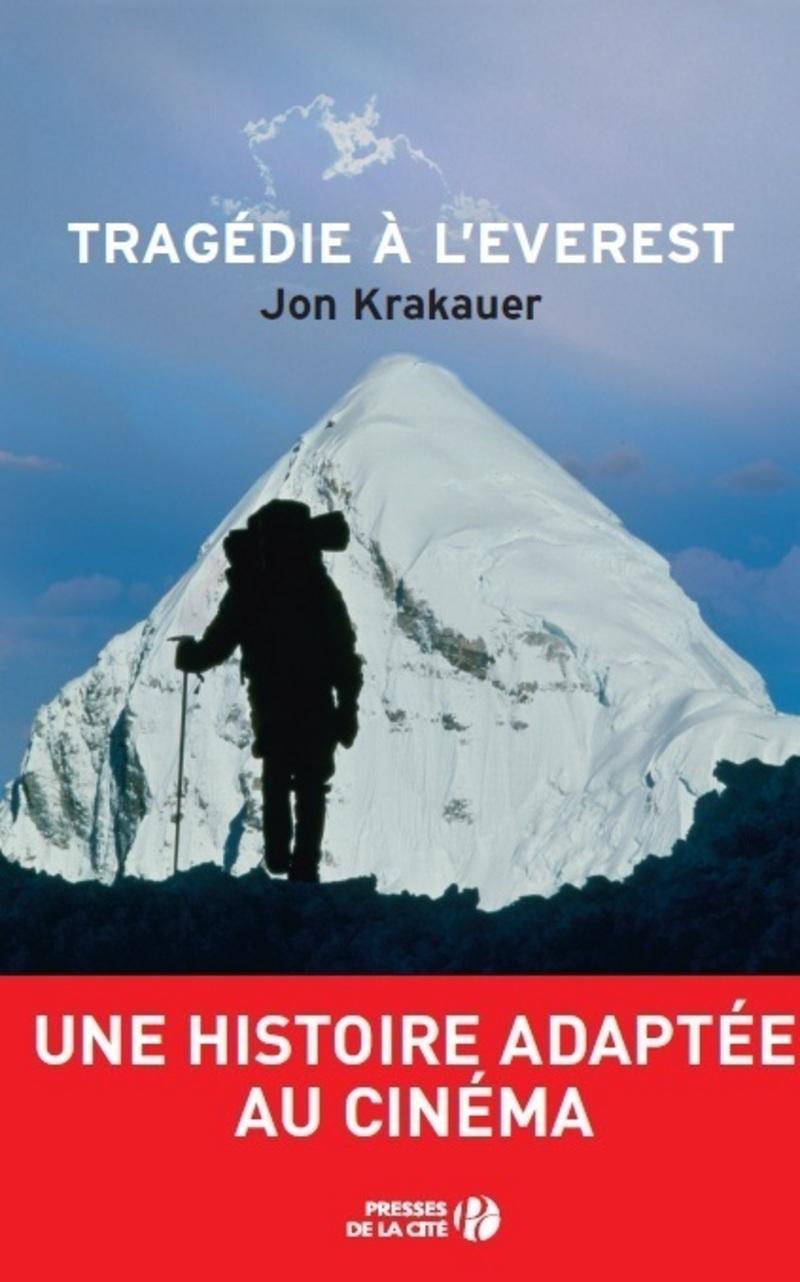 Couverture de l'ouvrage Tragédie à l'Everest