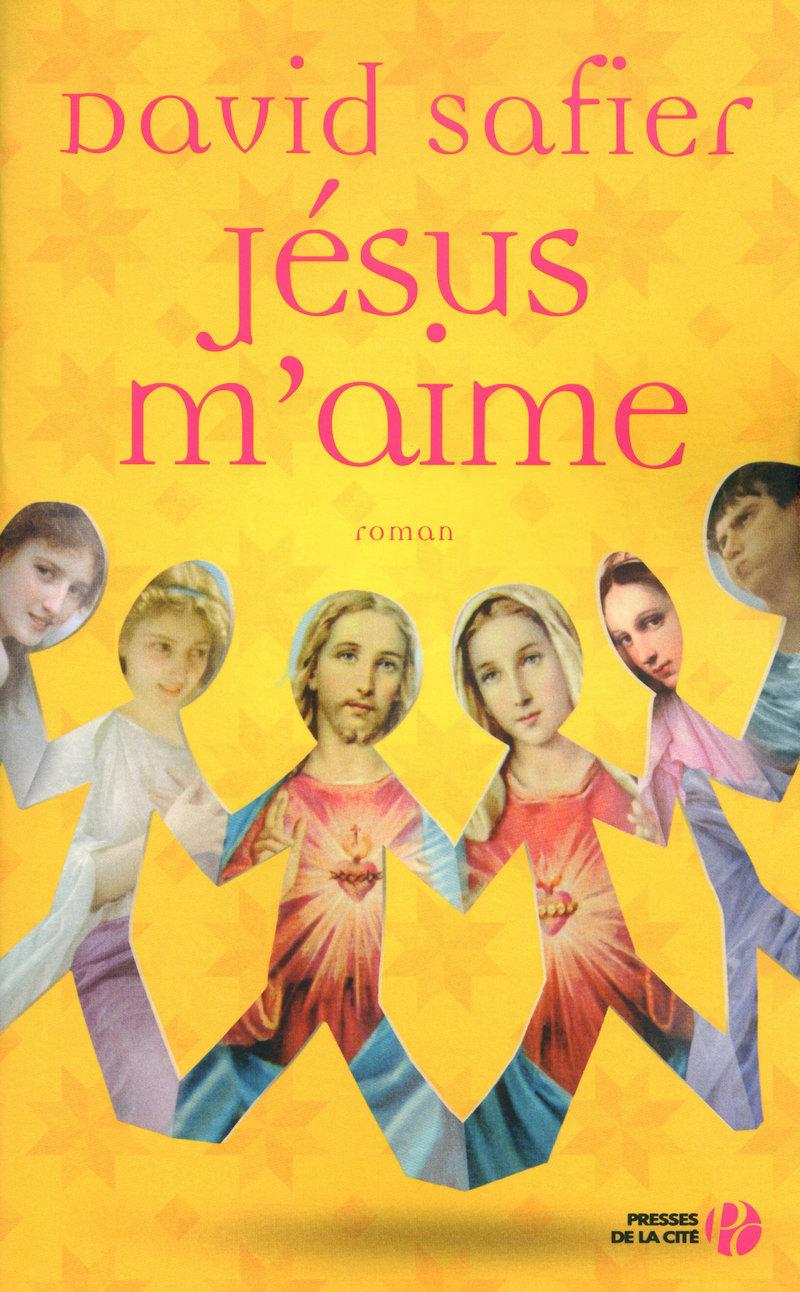 Couverture du livre Jésus m'aime