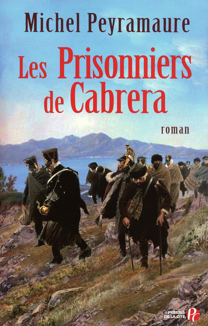 Couverture de l'ouvrage Les Prisonniers de Cabrera