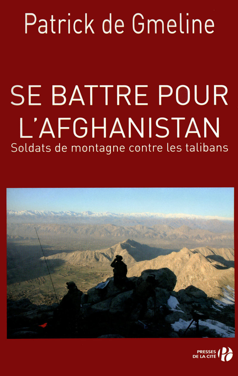 Couverture de l'ouvrage Se battre pour l'Afghanistan