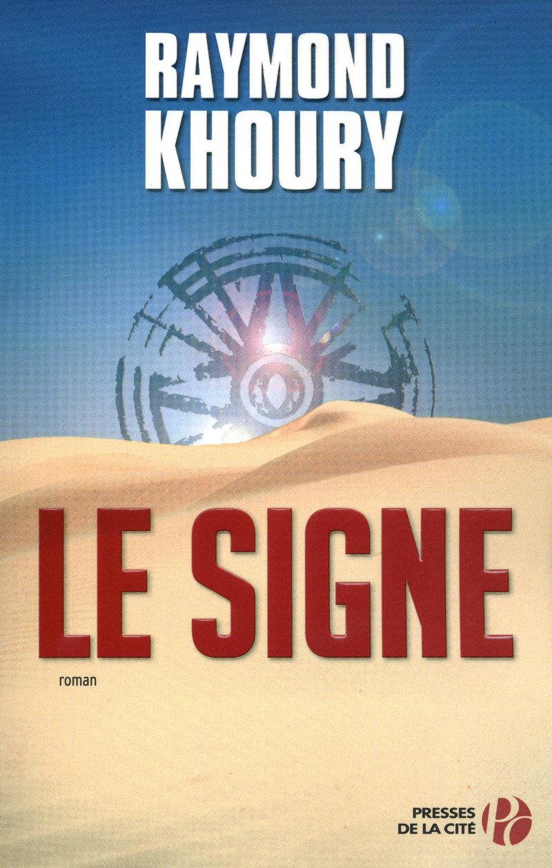 Couverture du livre Le Signe