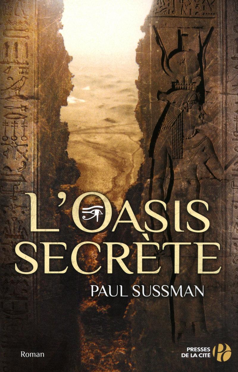 Couverture de l'ouvrage L'Oasis secrète