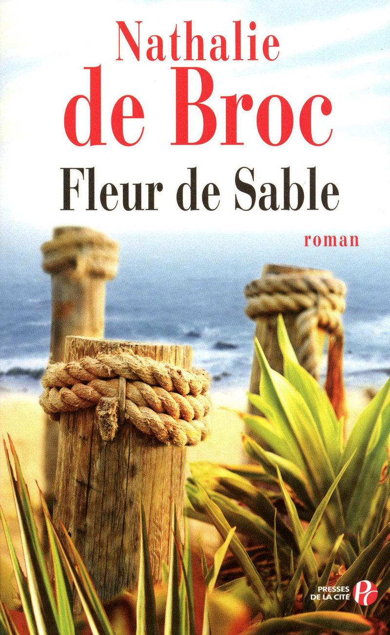 Couverture de l'ouvrage Fleur de sable