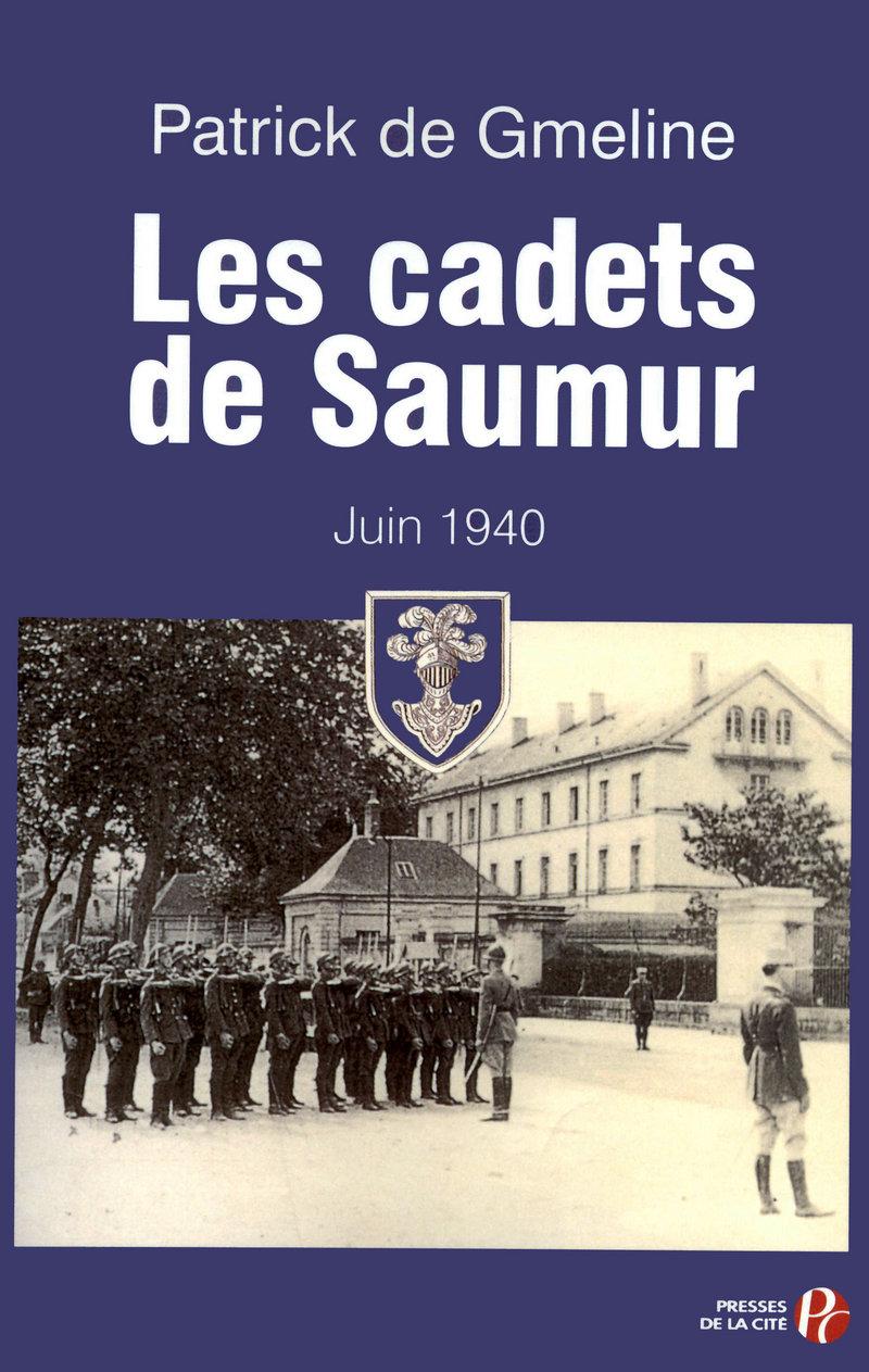 Couverture de l'ouvrage Les Cadets de Saumur