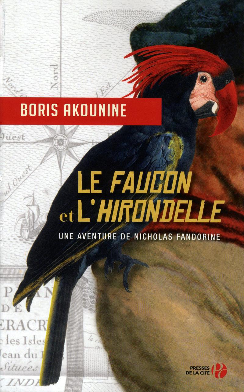 Couverture de l'ouvrage Le Faucon et l'Hirondelle