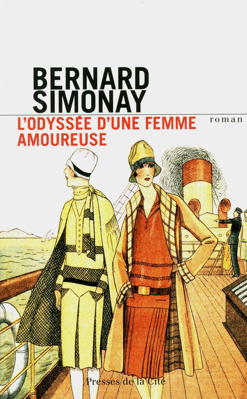 Couverture de l'ouvrage L'Odyssée d'une femme amoureuse