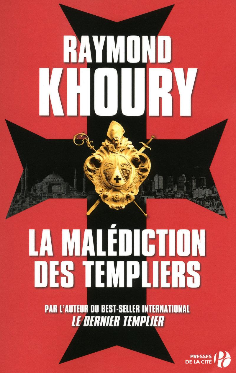 Couverture de l'ouvrage La Malédiction des Templiers