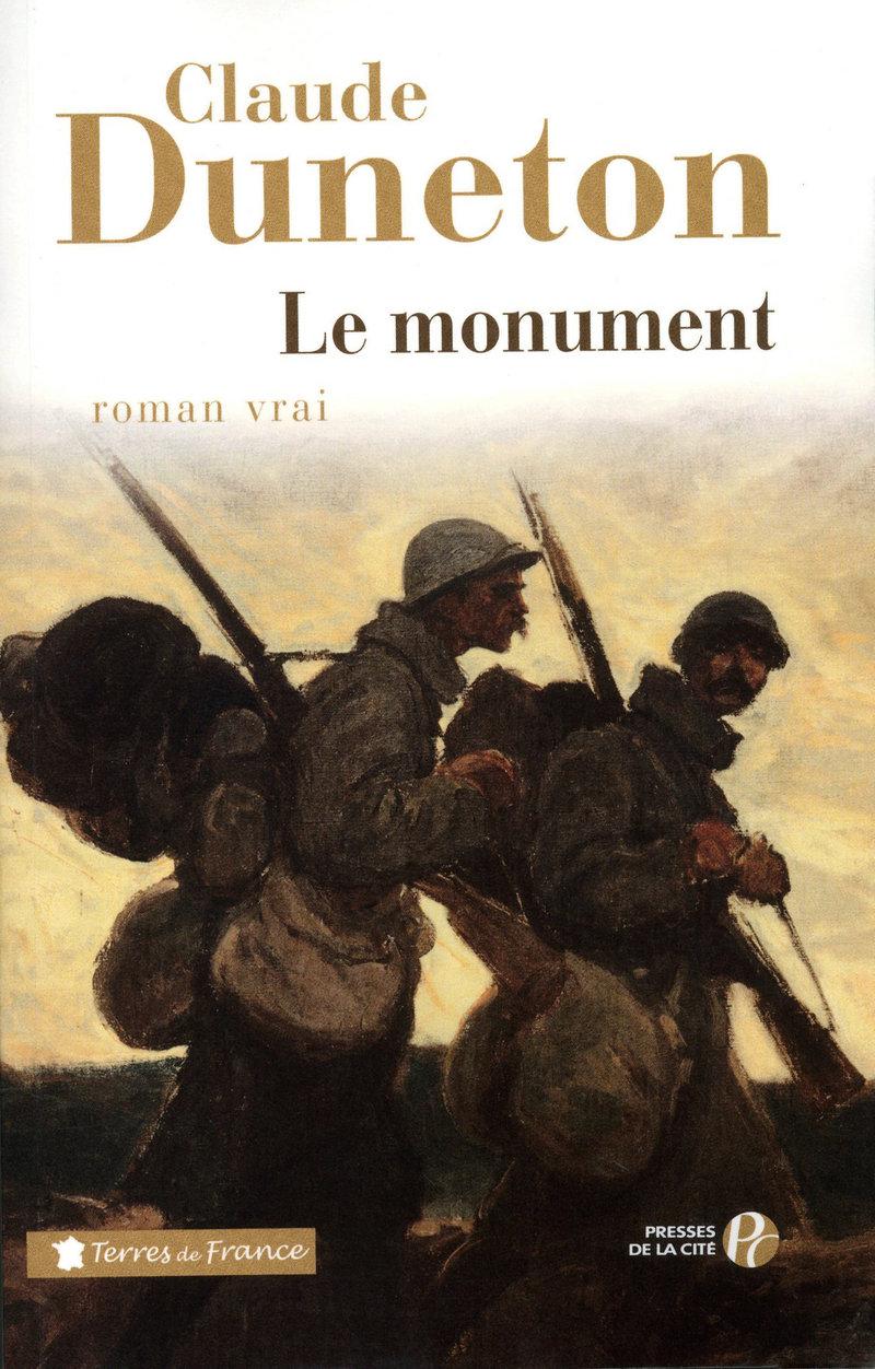 Couverture de l'ouvrage Le Monument