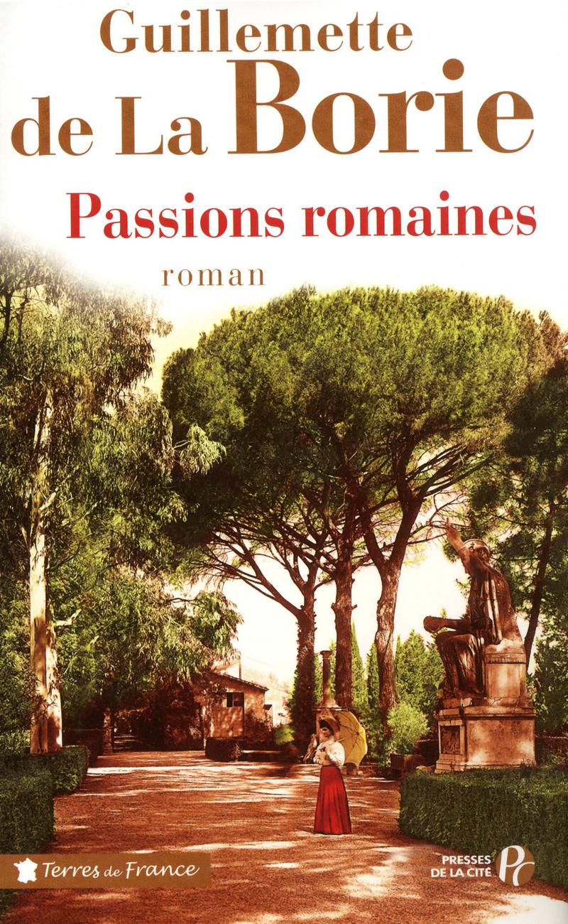 Couverture de l'ouvrage Passions romaines