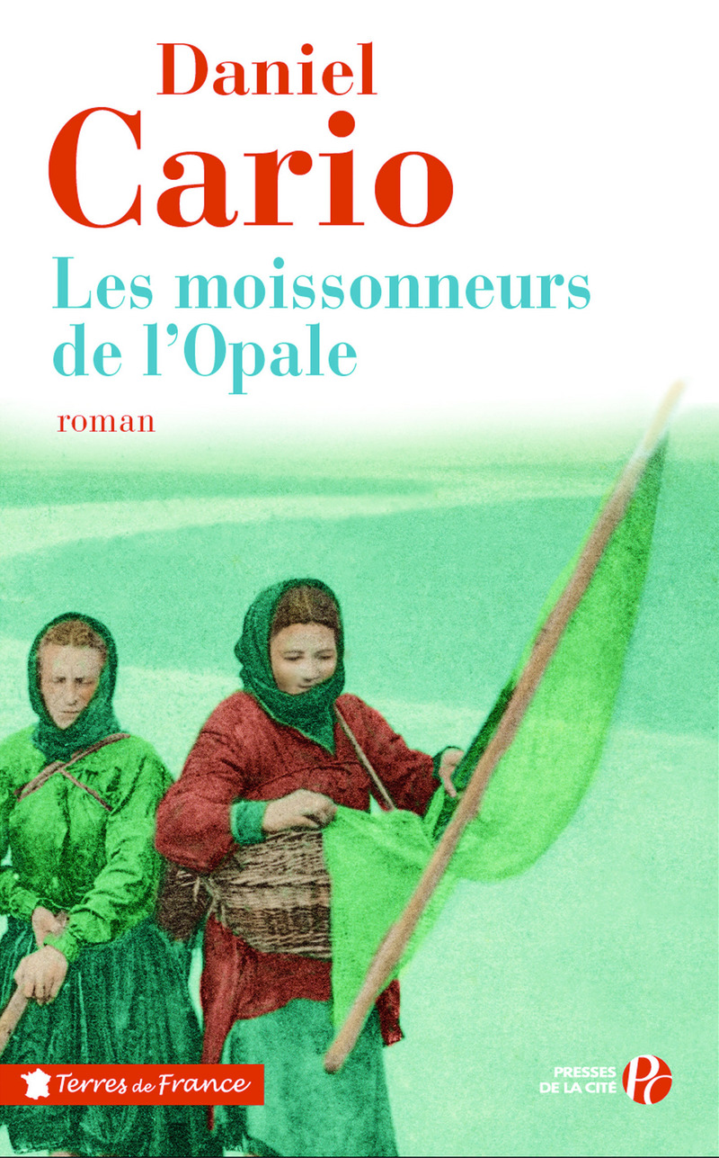 Couverture de l'ouvrage Les Moissonneurs de l'Opale
