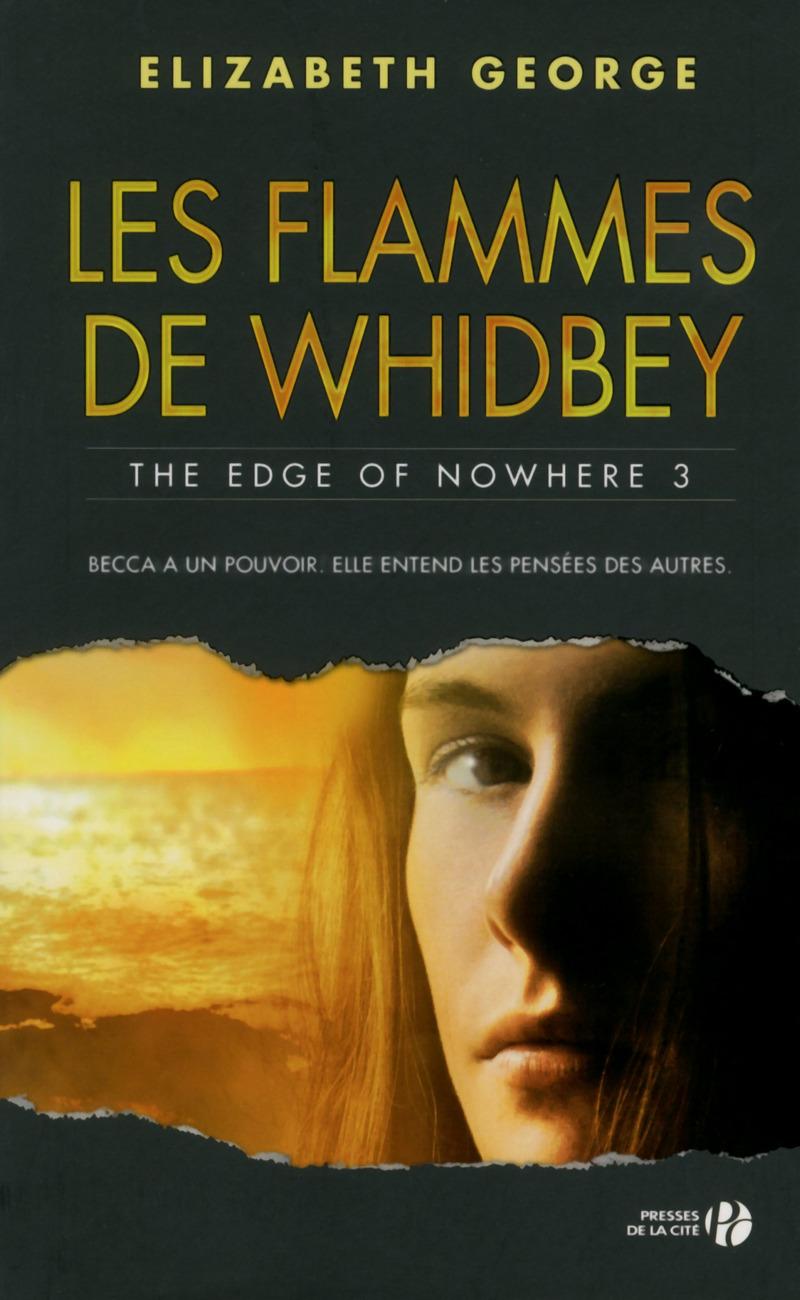 Couverture de l'ouvrage Les Flammes de Whidbey