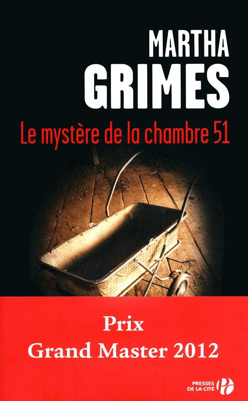 Couverture de l'ouvrage Le Mystère de la chambre 51