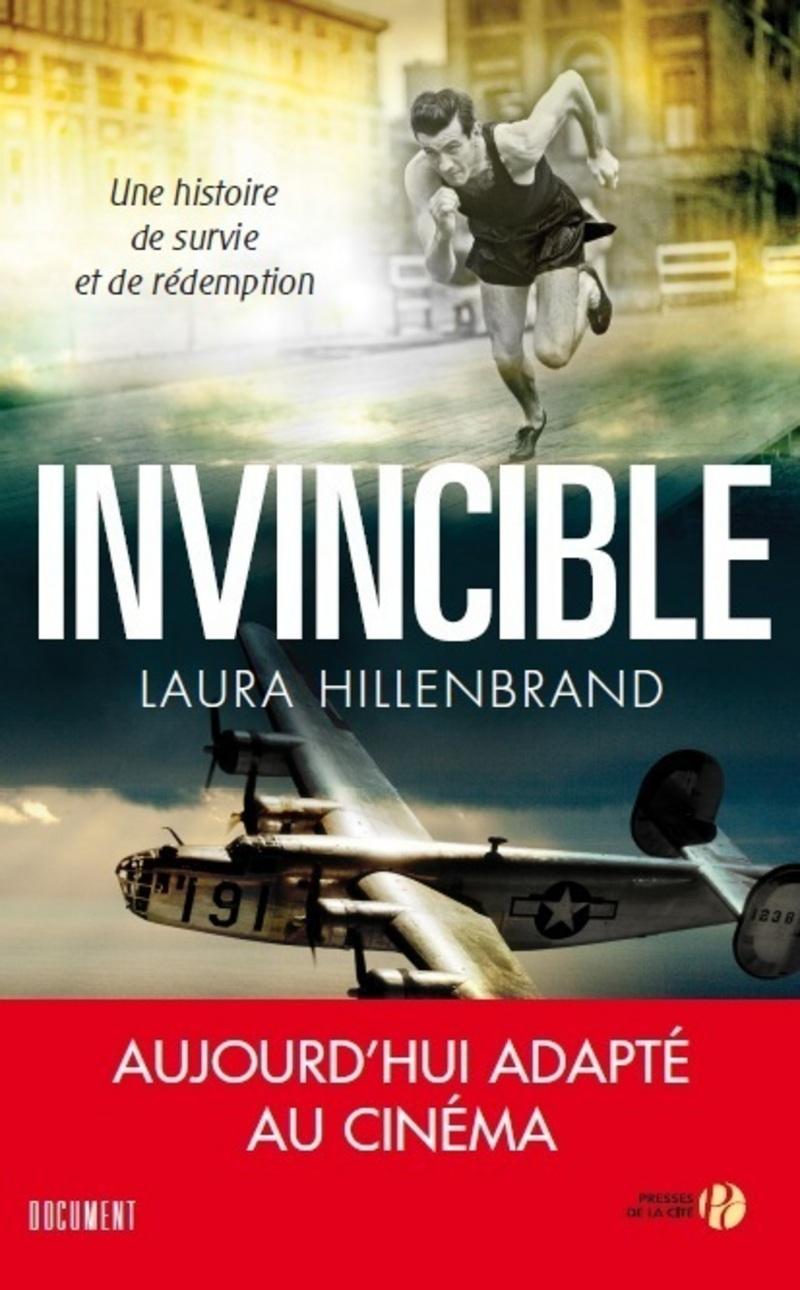 Image de l'article Invincible de Laura Hillenbrand adapté au cinéma par Angelina Jolie