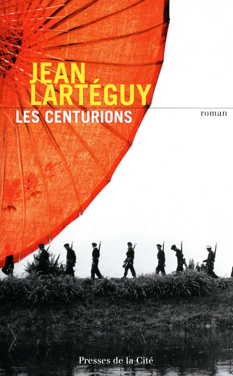 Couverture de l'ouvrage Les Centurions